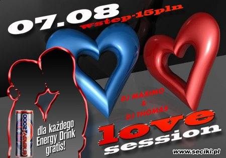 Energy 2000 - Love Session Single Party 07.08.2010