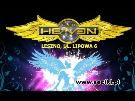 Heaven (Leszno) - Dj Wajs In Da Mix (20.10.2012)