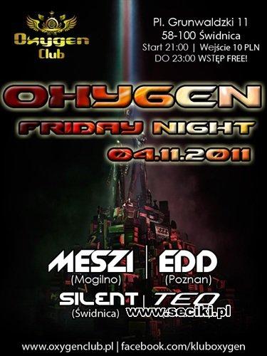 Meszi Live @ Oxygen Club, Świdnica (04.11.11)