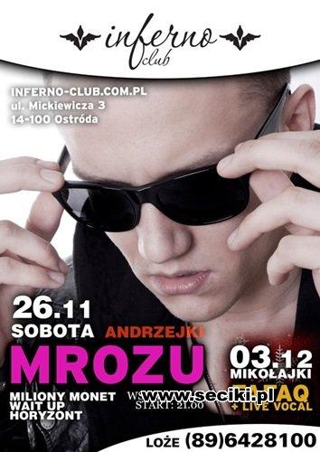 San Andres - Quattro Club Ostroda 2011 (26.11.2011)