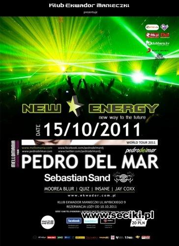 Klub EKWADOR Manieczki - New Energy 2011 (15.10.2011r.)