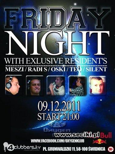 Meszi Live @ Oxygen Club, Świdnica (09.12.11)