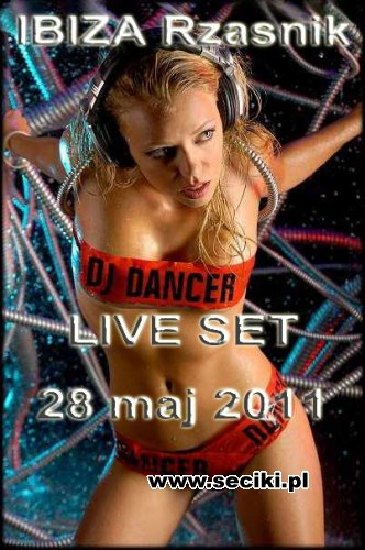 DJ DANCER - Live Set Of Ibiza (28.05.2011)