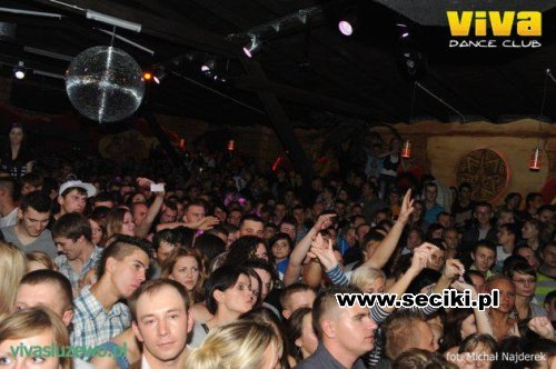 Viva Dance Club - Dj Top (Sala Dance) (04.02.2012)