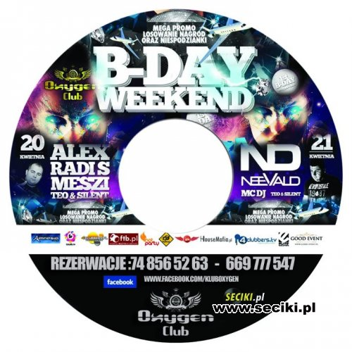 DJ Alex - Live at Club Oxygen Swidnica (20.04.2012)