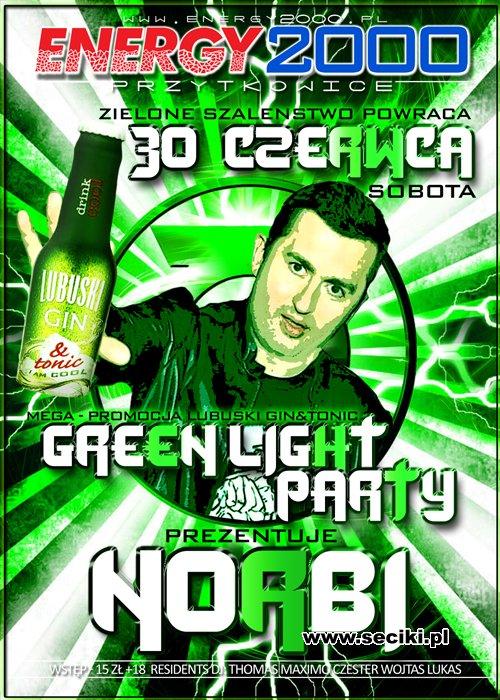 Energy 2000 (Przytkowice) - Green Light Party Norbi (30.06.2012)