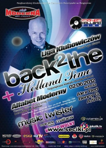 Moderna Debica - Back 2 The Holland Time (02.06.12)