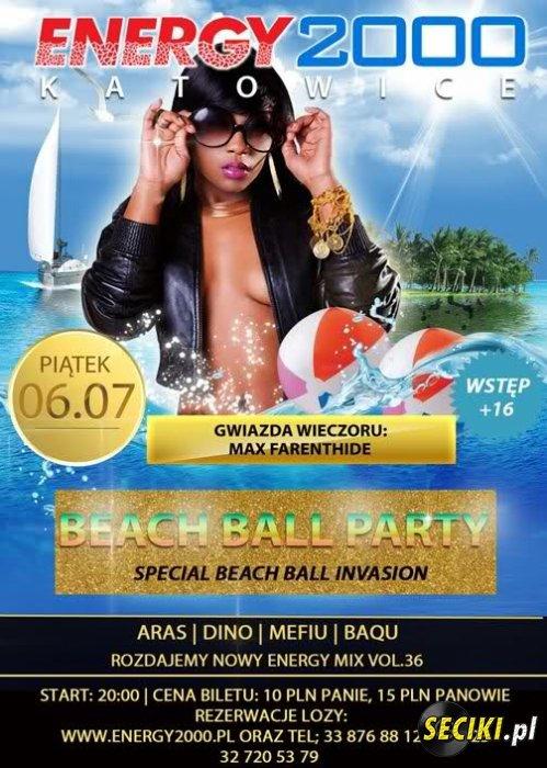 Energy 2000 Katowice - Beach Ball Party (06.07.2012)
