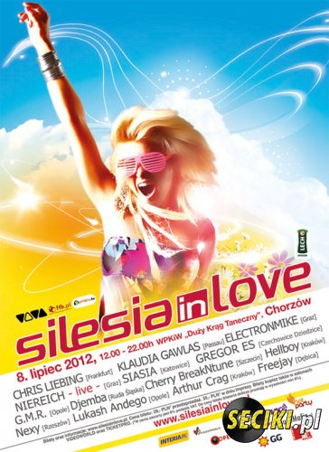 Silesia In Love (Chorzów) - NEXY (08.07.2012)