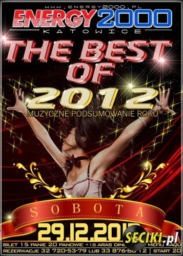 Energy 2000 Katowice - THE BEST OF 2012 '' (29.12.2012)