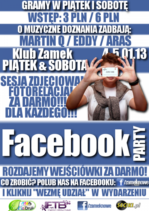 Klub Zamek - Najnowsze Sety