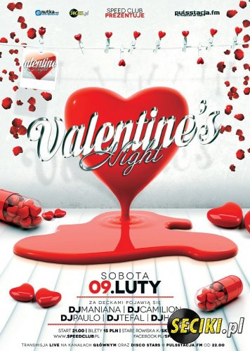 Speed Club - Valentine's Night (09-02-2013)