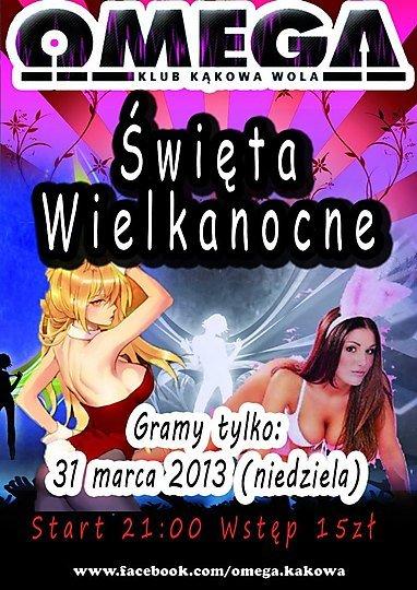 Klub Omega Kąkowa W. - Najnowsze Sety