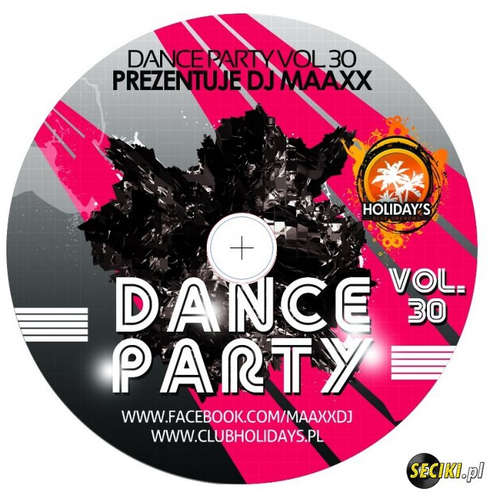 Holidays Club Dance Party vol.30 DJ Maaxx (20.04.2013)
