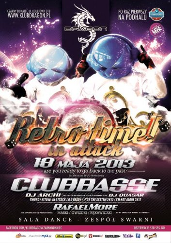 Klub Dragon (Czarny Dunajec) - Video Mix @ Clubbasse (18.05.2013)