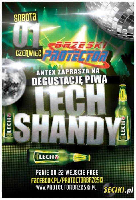 Protector (Brzeski) - Lech Sandy - Dj Antex - 01.06.2013 + tracklista