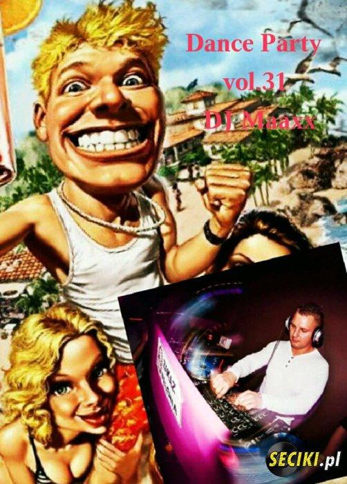 Holidays Club Dance Party vol.31 DJ Maaxx (6.07.2013)