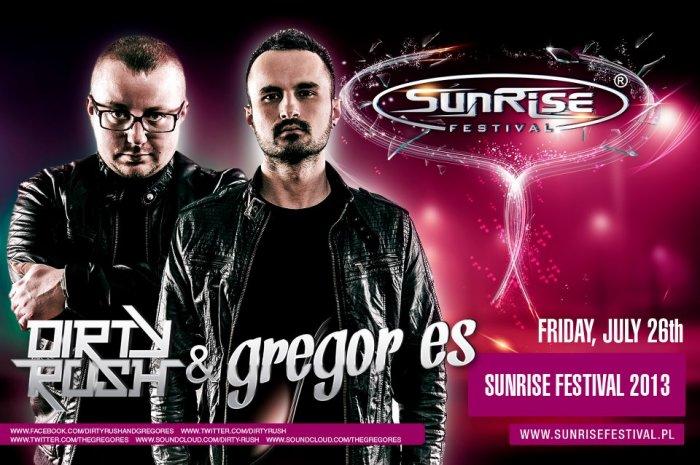 Sunrise Festival Dirty Rush Gregor Es 26072013 Secikipl