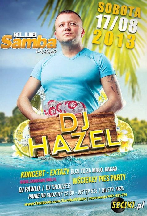 Klub Sety 2013, Samba (Wildno) - Najnowsze Sety