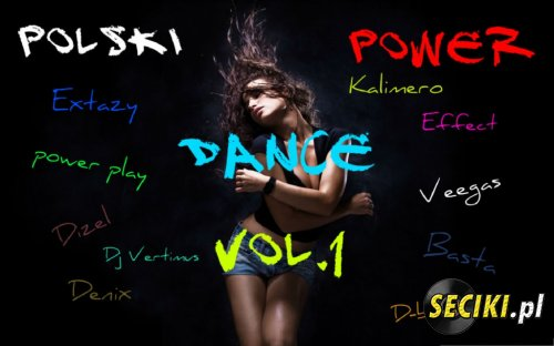 Polski Power Dance Vol.1 (2013)