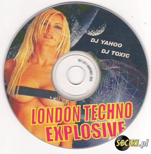 Klub Gladiator-London Techno Explosive Dj Toxic,Yahoo 2002