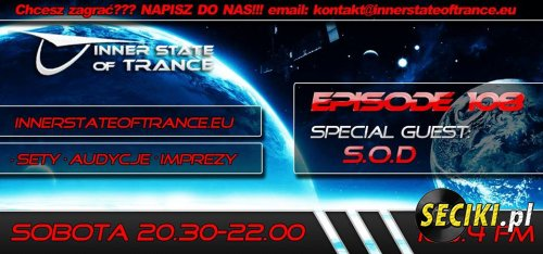 Inner State of Trance - Episode 108 (14-09-2013)