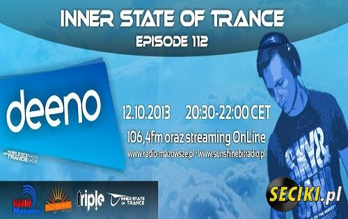 Inner State Of Trance - Episode 112 (12-10-2013)