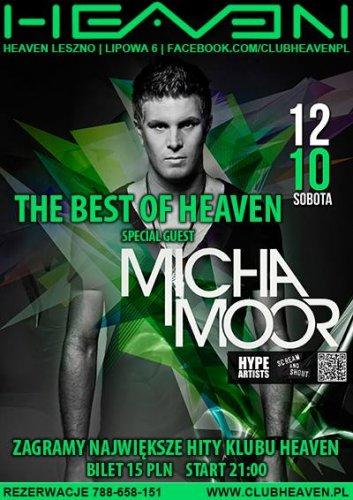 Heaven (Leszno) - DJ WAJS (12.10.2013)