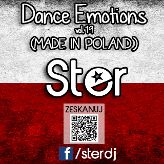 DJ Ster - Dance Emotions vol.19 (Made in Poland edition)