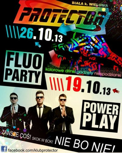 Protector Biała - Szaman Live Mix (Sala Dance) (19.10.2013)