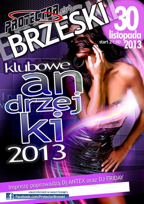 Protector (Brzeski) - Dj Antex in The Mix (01.12.2013)