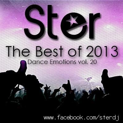 DJ STER - Dance Emotions vol. 20 (The Best of 2013) Magnes Club Wola Rychwalska Dance Stage