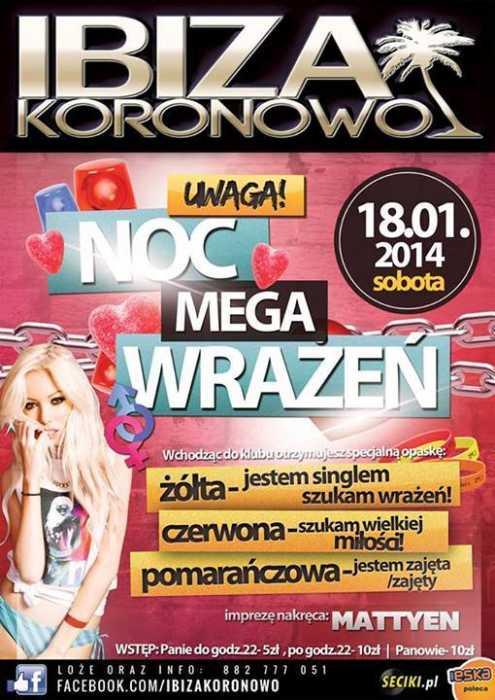 Klub Ibiza (Koronowo) - Najnowsze Sety