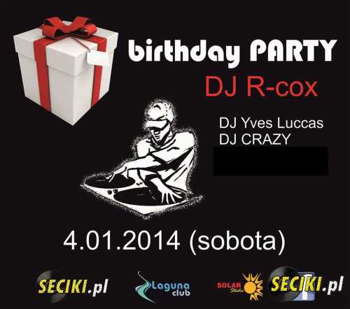 KLUB LAGUNA - B-Day Party (04.01.2014)