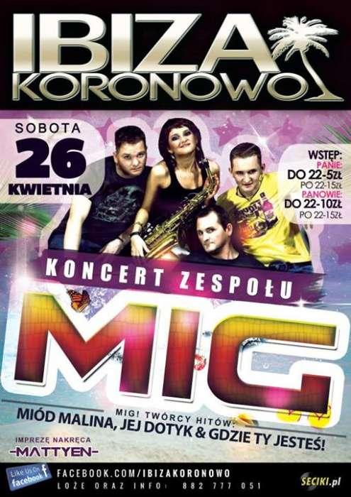 Klub Sety Disco Polo / Ibiza (Koronowo)