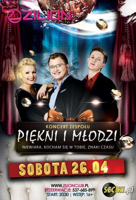 Zilion Club (Wrzelowiec) - Piękni i Młodzi (26.04.2014)
