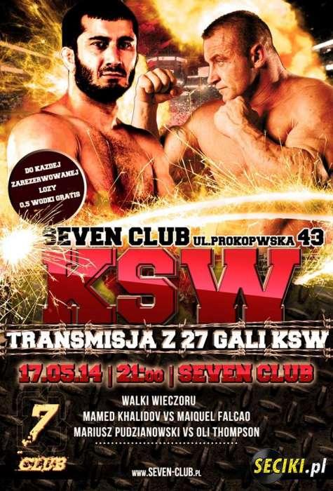 Klub Seven Pleszew - Najnowsze Sety