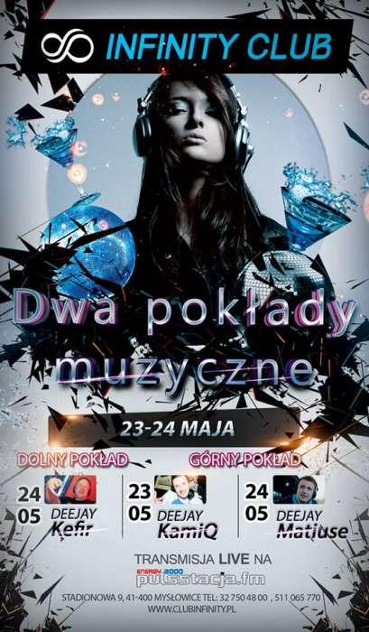 Klub Infinity (Mysłowice) - Najnowsze Sety