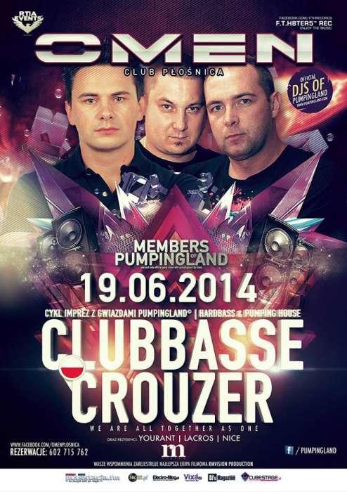 Omen (Płośnica) - Members Of Pumpingland (19.06.2014)