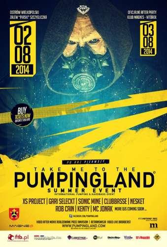 Pumpingland Summer Event 2014 (Ostr�w Wlkp.)