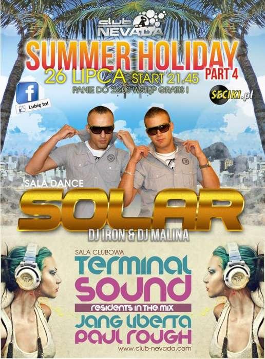 Klub Nevada (Nur) - Summer Holiday (26.07.2014)