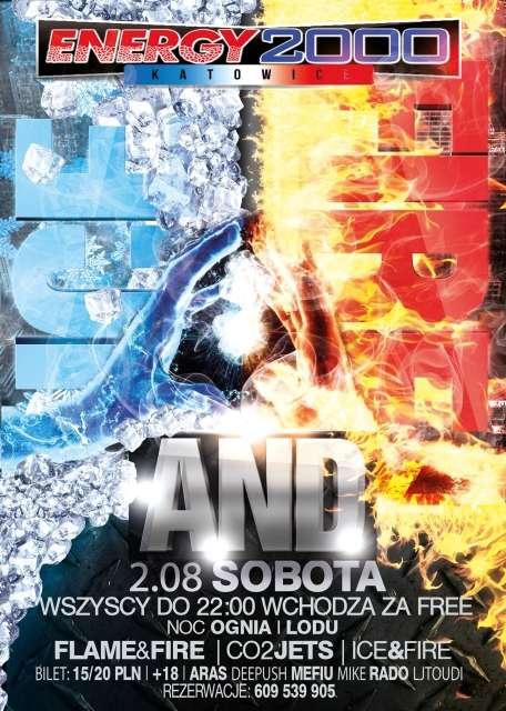 Energy2000 Katowice - Ice & Fire Night (02.08.2014)
