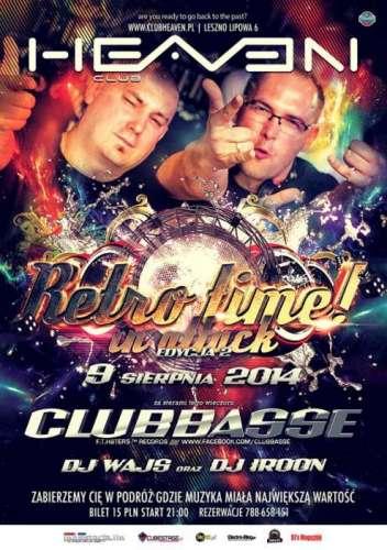 Klub Heaven (Leszno) - Clubbasse @ R.T.I.A (09.08.14)