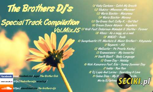 The Brothers Dj's - Special Track Compilation vol.mix.15 (Mix by Dj Optimus and Dj Kriss)