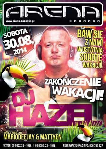Klub Arena (Kokocko) - Matty eN (30.08.2014)