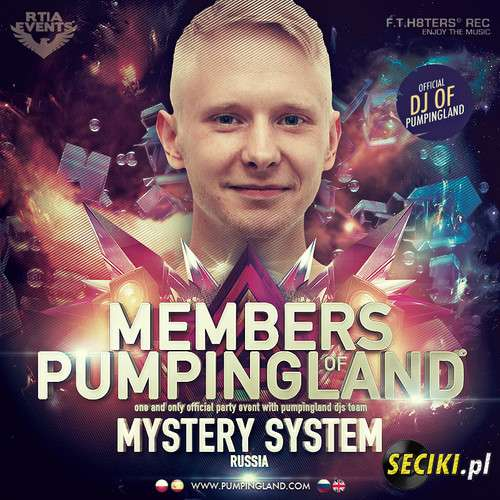 Mystery System - Members Of Pumpingland Promo Mix