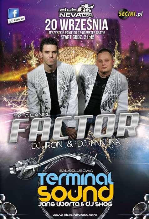 Klub Nevada (Nur) - Factor | Terminal Sound (20.09.2014)