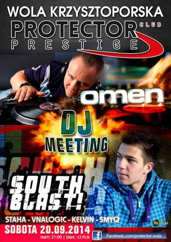 Protector (Wola K.) - South Blast (20.09.2014)