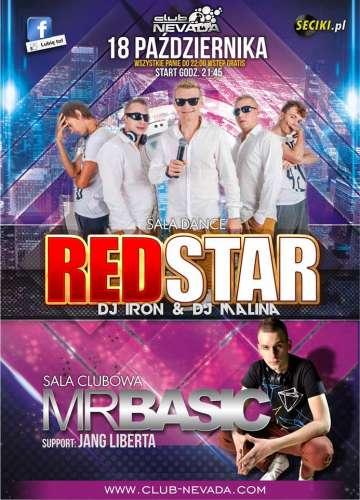 Nevada (Nur) - Red Star & Mr Basic (18.10.2014)