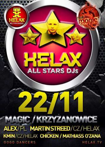 Club Magic Krzyżanowice - Dj Alex (22.11.2014)